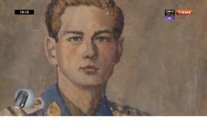 portretul regelui mihai